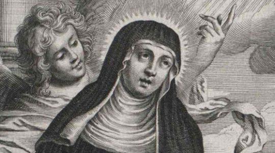 Święta Elżbieta z Schönau, dziewica, zakonnica (18.06.2019)