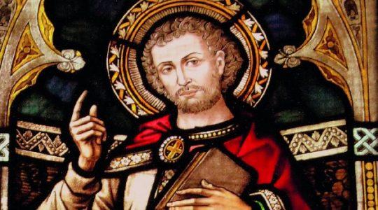 Święty Tomasz Apostoł (03.07.2019)