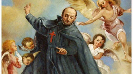 Święty Kamil de Lellis, prezbiter i zakonnik 14.07.2020