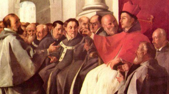 Święty Bonawentura, biskup i doktor Kościoła (15.07.2019)