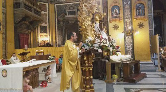 W święto Matki Bożej Szkaplerznej  (17.07.2019)