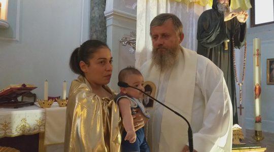 Cud uzdrowienia za wstawiennictwem św. Charbela w Gragnano  (24.07.2019)
