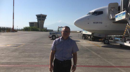 Ks. Roman Piwowarczyk – z Turcji o Arce Noego  (16.07.2019)