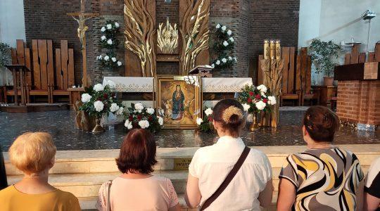 Z Koszalina do sanktuarium w Skrzatuszu (1.07.2019)
