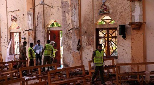 Nowa fala ataków na kościoły(Vatican Service News - 16.07.2019)