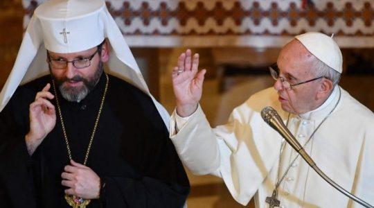 Ojciec Święty Franciszek zaproszony do odwiedzenia Ukrainy (Vatican Service News - 09.07.2019)