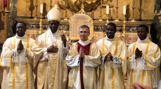 Potrzebne wsparcie finansowe dla Seminariów w krajach misyjnych ( Vatican Service News - 02.07.2019)