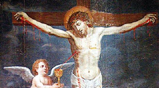 Najdroższej Krwi Jezusa Chrystusa (1.07.2019)