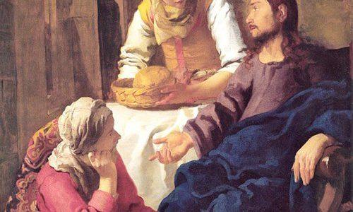 Święta Marta (29.07.2019)