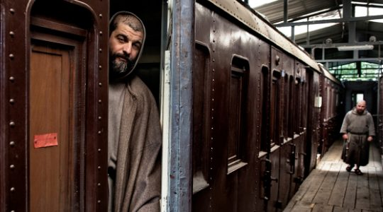 Klasztor w pociągu (31.07.2019)
