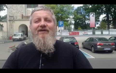 Catechesi padre Jarek - Solo in Christo siamo liberi (06.07.2019 )