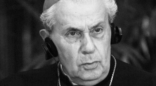 Nie żyje kardynał Achille Silvestrini(Vatican Service News - 29.08.2019)