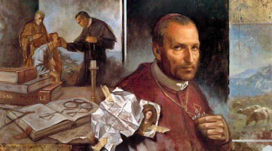 Święty Alfons Maria Liguori, biskup i doktor Kościoła (01.08.2019)