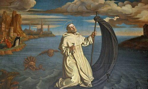 Święty Dominik Guzman, prezbiter (08.08.2019)