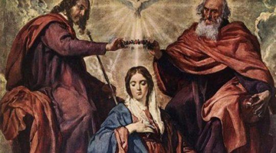 Najświętsza Maryja Panna Królowa (22.08.2019)