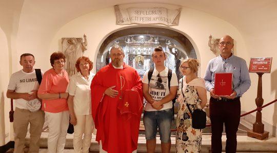 Eucharystia w intencji dobroczyńców  (9.08.2019)