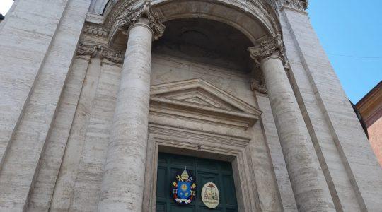 Nawet kościoły w Italii bywają w sierpniu zamknięte  (12.08.2019)