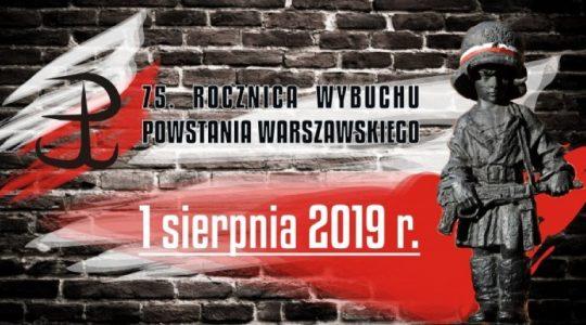 75 rocznica Powstania Warszawskiego (Vatican Service News - 01.08.2019)