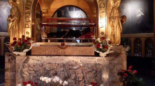U św. Rity modlili się o ulgę w cierpieniu (8.08.2019)