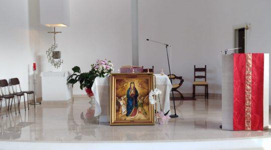 Maryja wciąż ukazuje drogę do Jezusa (20.08.2019)