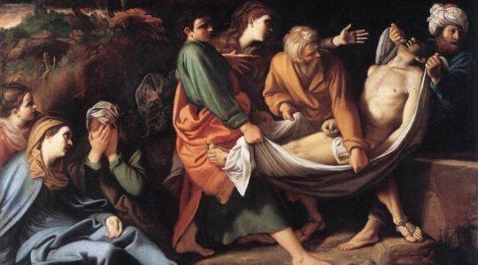 Święty Józef z Arymatei (31.08.2019)