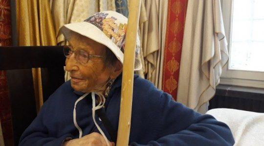 Jasna Góra - 1000 km pielgrzymiego trudu 95 letniej mieszkanki Włoch(Vatican Service News - 23.08.2019)