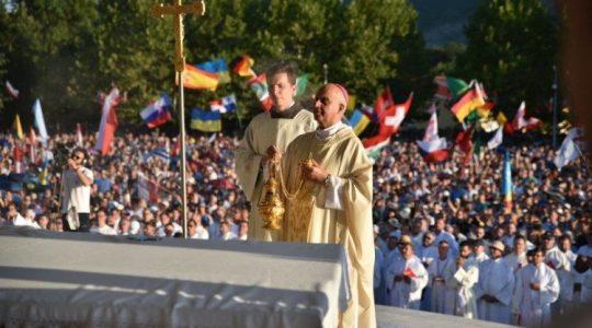 Nowy wymiar Medjugorie (Vatican Service News - 08.08.2019)