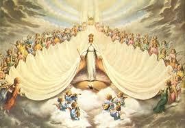 Najświętsza Maryja Panna, Królowa Aniołów Odpust Porcjunkuli (02.08.2019)