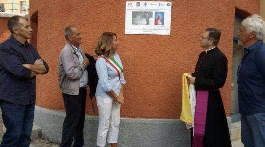 O św. Janie Pawle we włoskim Senacie i na Gran Sasso (22.08.2019)