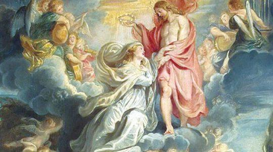 Wniebowzięcie Najświętszej Maryi Panny (15.08.2019)