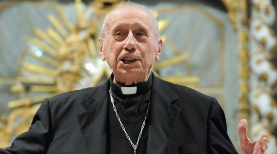Zmarł kard. Roger Etchegaray (Vatican Service News - 05.09.2019)