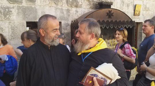 Wracając do Libanu - rozmowa z o. Elias (26.09.2019)