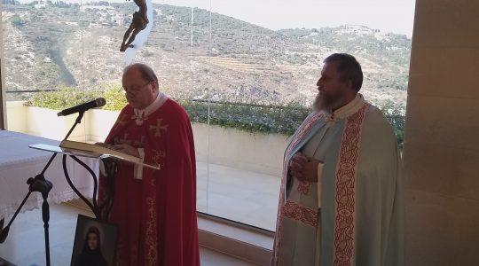 U libańskich świętych  (23.09.2019)