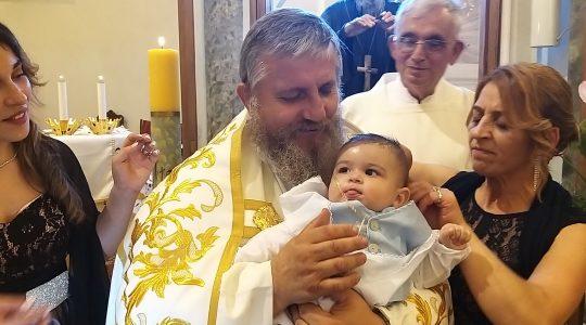 Uzdrowiony przez wstawiennictwo św. Charbela (28.09.2019)