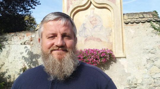 Życzenia urodzinowe dla ks. Jarka-Auguri di compleanno per padre Jarek-15.10.2020