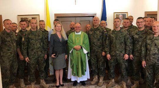 Msza św. dla żołnierzy (2.09.2019)