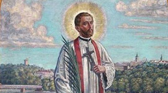 Święty Melchior Grodziecki, prezbiter i męczennik (07.09.2019)