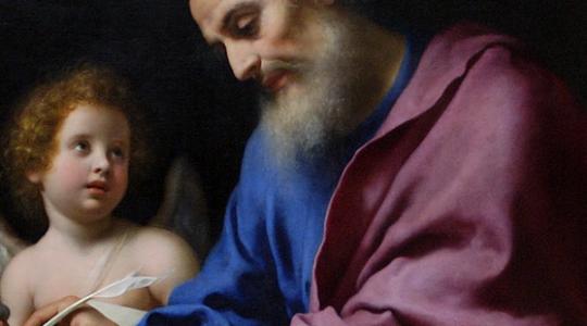 Święty Mateusz, Apostoł i Ewangelista (21.09.2019)