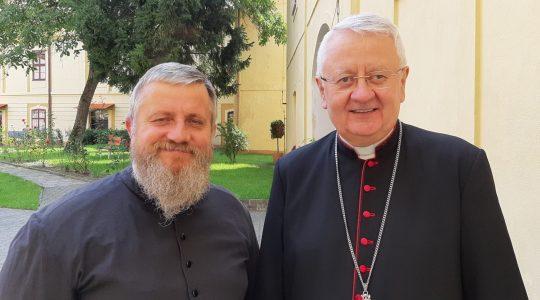 Biskup Stanislav Stolarik dziękuje…(3.3.09.2019)