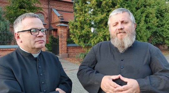 Wywiad z ks. dr Romanem Piwowarczykiem  (12 09.209)