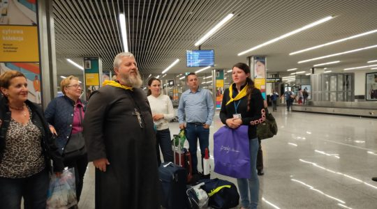 Podróż powrotna do Polski z Libanu (24.09.2019)