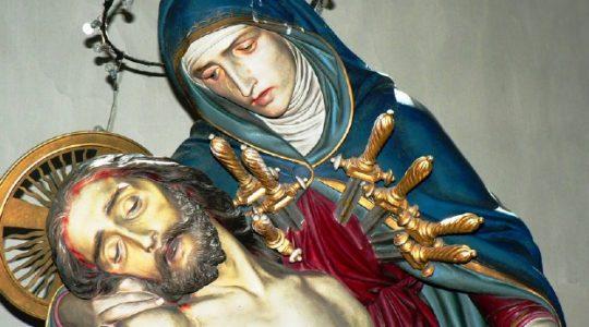 Najświętsza Maryja Panna Bolesna (15.09.2019)