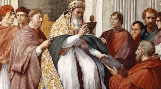 Święty Grzegorz Wielki, papież i doktor Kościoła (03.09.2019)