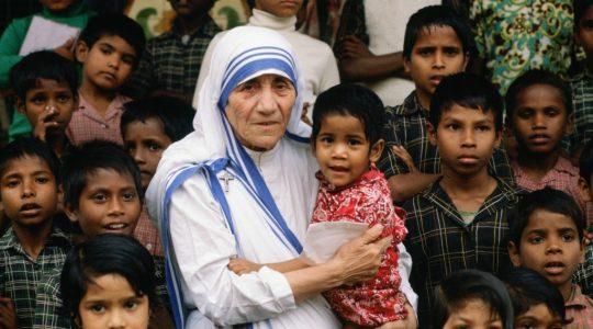 Święta Matka Teresa z Kalkuty, dziewica i zakonnica (05.09.2019)