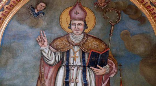Święty Wolfgang, biskup (31.10.2019)