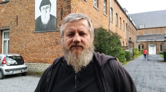 Ksiądz Jarek w Belgii, już dzisiaj rozpoczyna rekolekcje (4.10.2019)
