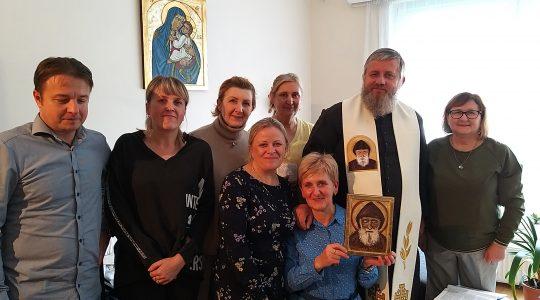 Spotkanie w Domu Modlitwy w Antwerpii  (13.10.2019)