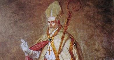 Święty Aleksander Sauli, biskup (11.10.2019)