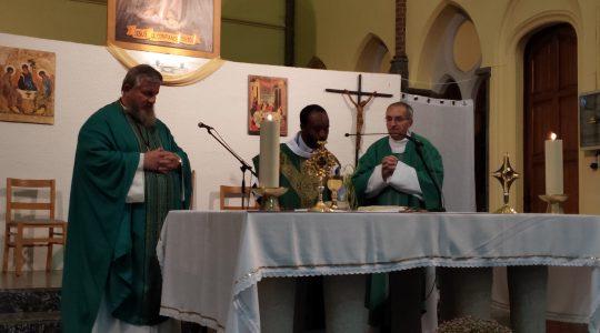 Belgowie modlili się, by ich kościół nie został sprzedany  (6.10.2019)