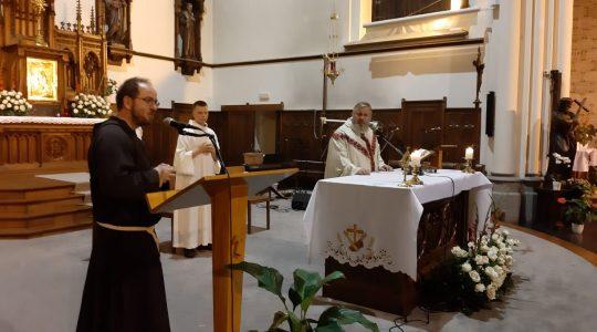 Modlitewne spotkania w Antwerpii  (12.10.2019)